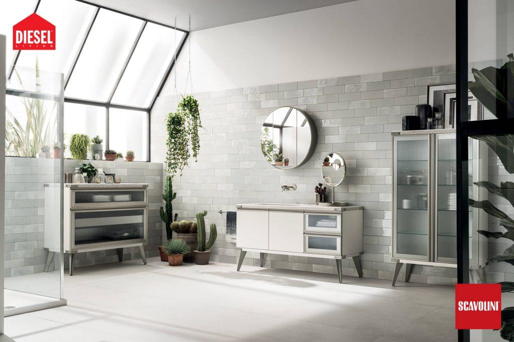 vitaitaliana luxury italian bathroom - diesel