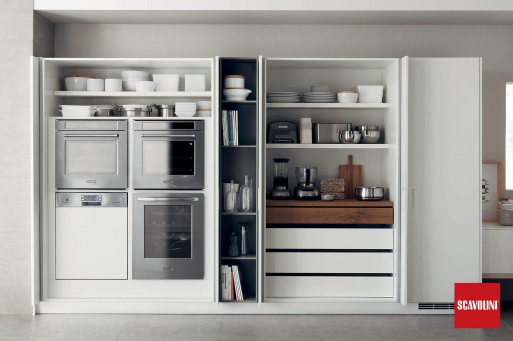 vitaitaliana luxury italian kitchen - Scavolini Design by Ora-ïto
