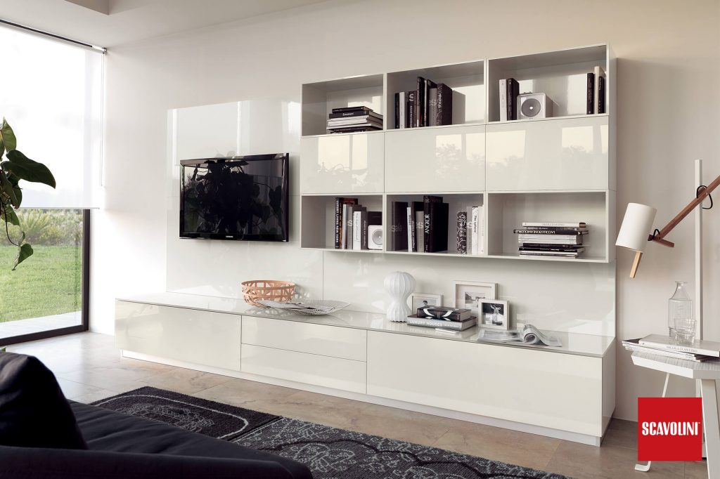 vitaitaliana luxury scavolini living collection LIBERAMENTE
