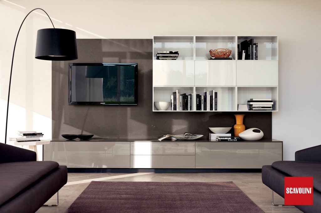 vitaitaliana luxury scavolini living collection