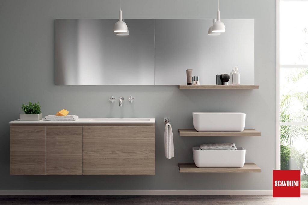 vitaitaliana modern bathroom - showroom ireland