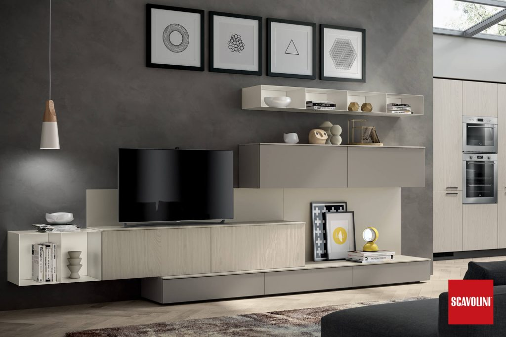 vitaitaliana designer living furniture by scavolini - showroom ireland