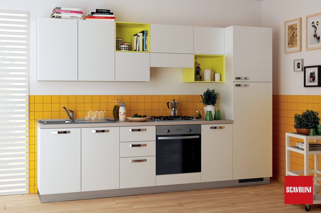vitaitaliana scavolini kitchen - contract kitchen