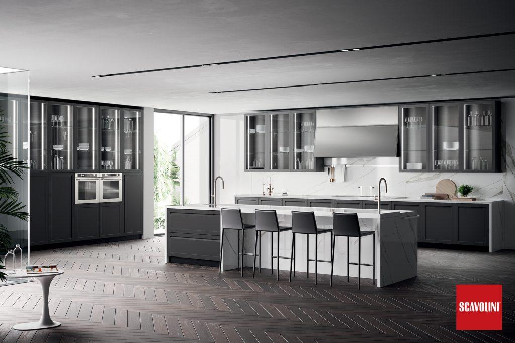 vitaitaliana luxury italian kitchen by vuesse