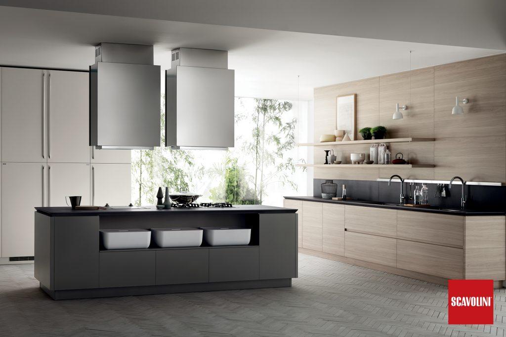vitaitaliana scavolini designer kitchen - QI design - showroom Ireland