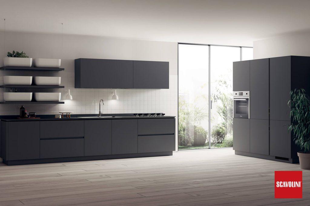 vitaitaliana modern italian kitchen - Scavolini showroom ireland