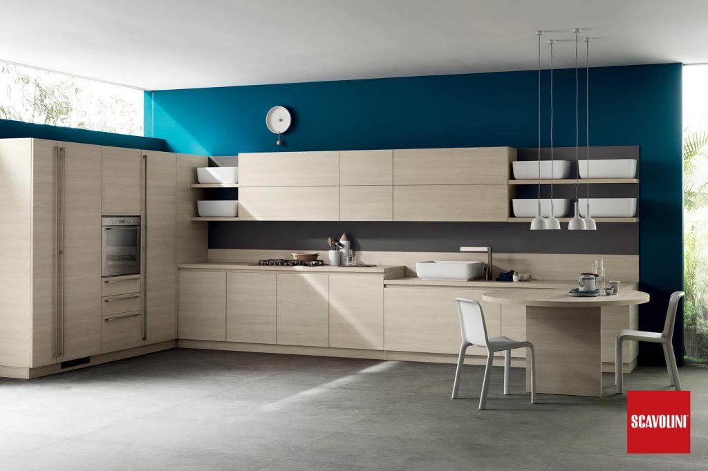 vitaitaliana luxury italian kitchen - Scavolini QI