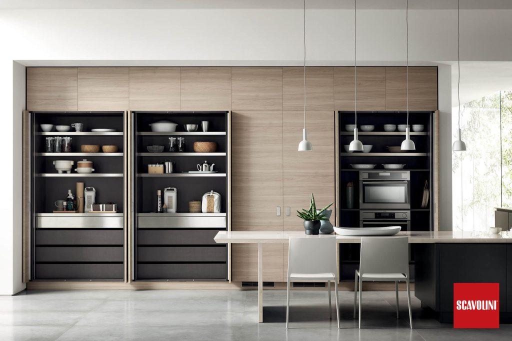 vitaitaliana luxury italian kitchen - Scavolini showroom ireland
