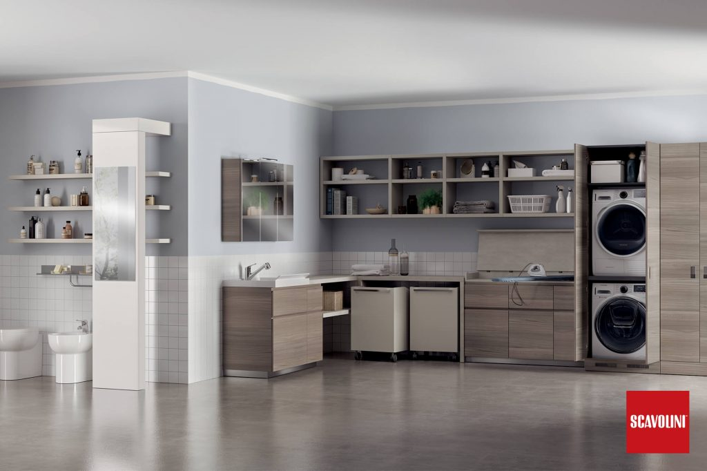 vitaitaliana scavolini bathroom - showroom ireland