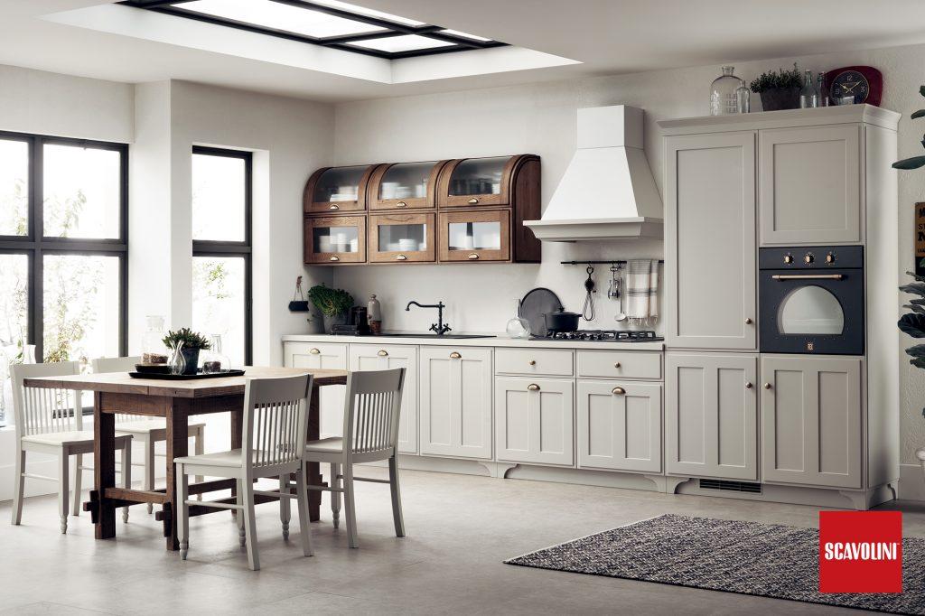 vitaitaliana modern retro italian kitchen - Scavolini Design by Vuesse