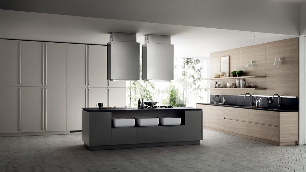 vitaitaliana luxury italian kitchen - Scavolini Qi 2020