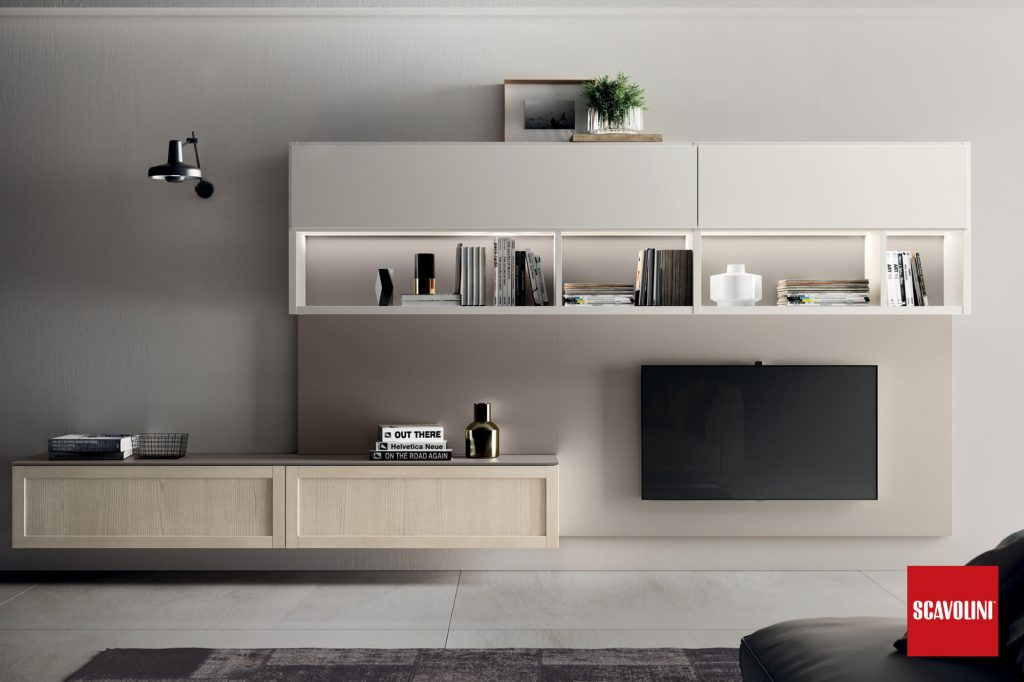 vitaitaliana luxury living furniture - shelf system