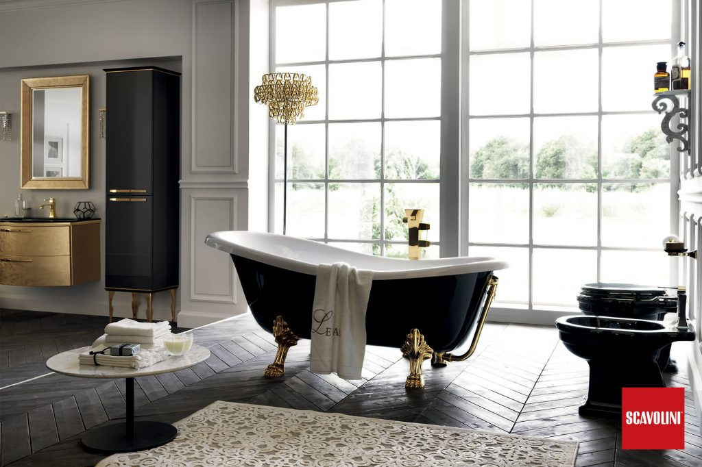 vitaitaliana luxury italian bathroom - DESIGN BY GIANNI PARESCHI