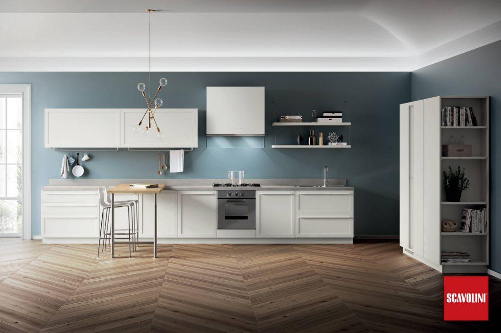 Vitaitaliana Italian designer kitchen