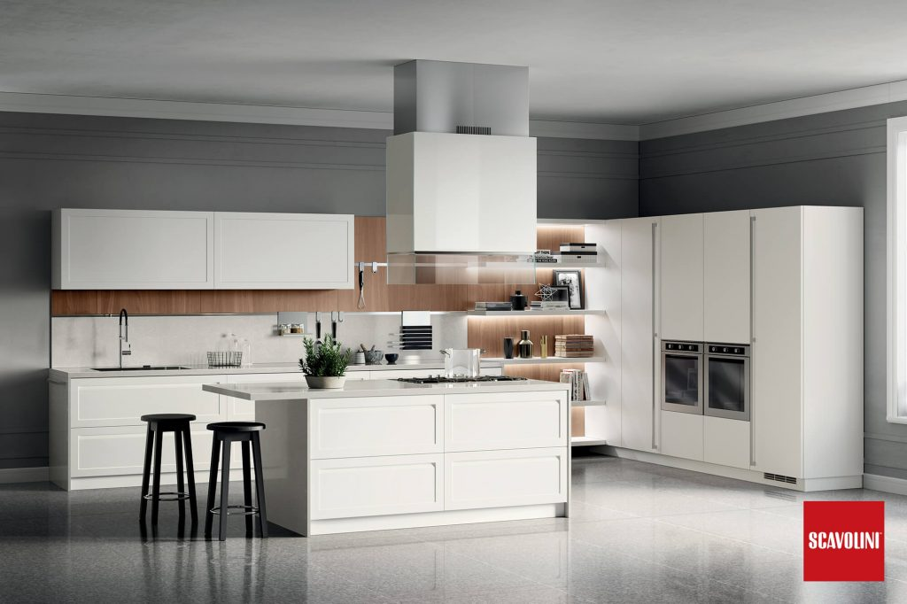 Vitaitaliana scavolini luxury kitchen showroom Ireland