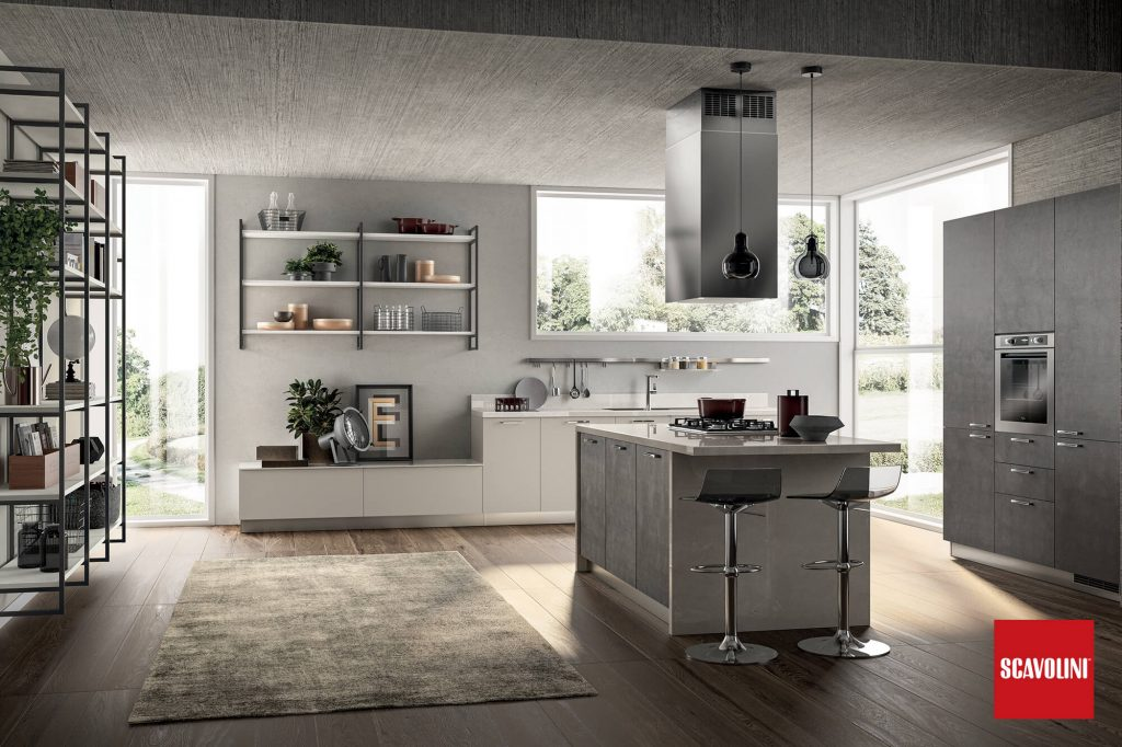 Vitaitaliana Italian kitchen - Scavolini Ireland
