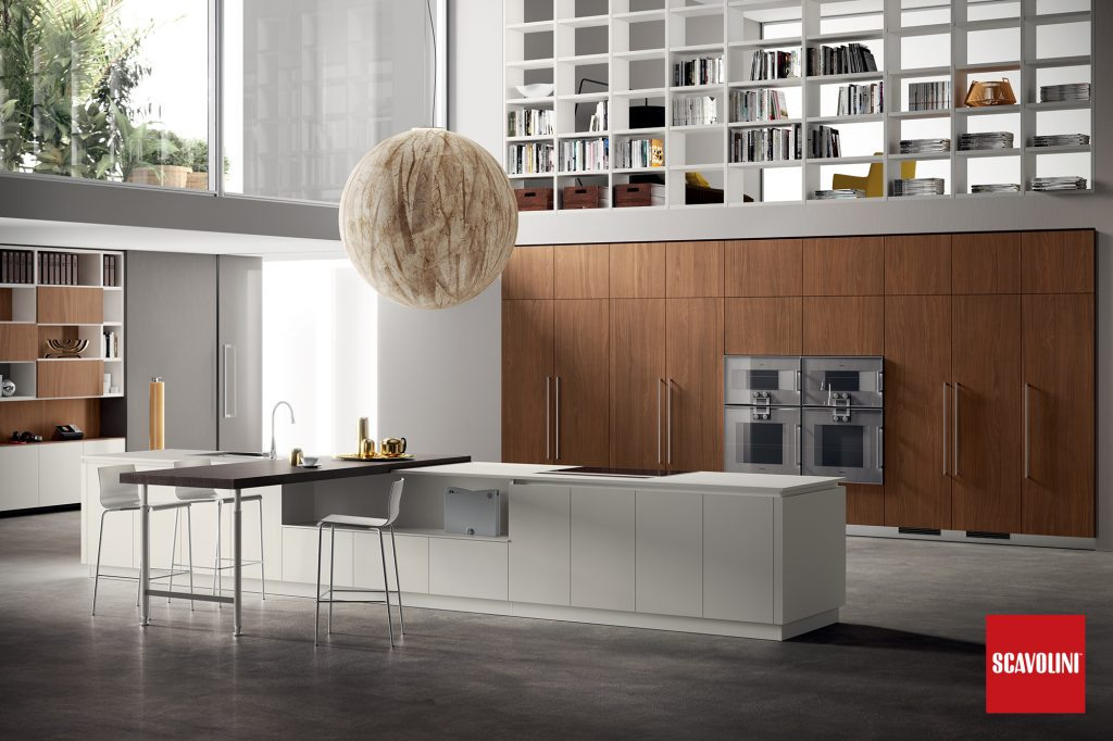 vitaitaliana luxury italian kitchen - Scavolini LIBERAMENTE