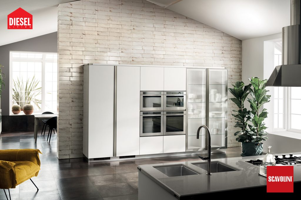 vitaitaliana scavolini kitchen - Diesel design
