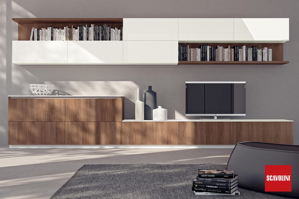 vitaitaliana luxury scavolini living - LIBERAMENTE collection