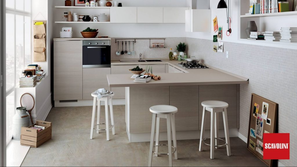 vitaitaliana scavolini kitchen - urban - contract kitchen idea