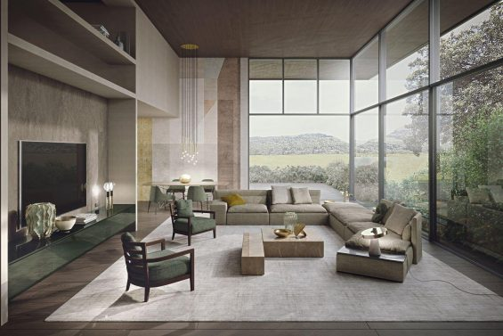 vitaitaliana scavolini living room furniture - showroom ireland