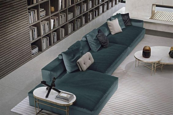 vitaitaliana luxury living furniture sofa - showroom ireland