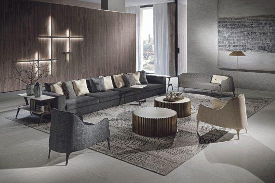 Vitaitaliana Scavolini living furniture Oreste