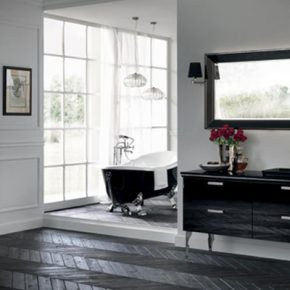 Vitaitaliana Bathroom Range - Italian design by Scavolini