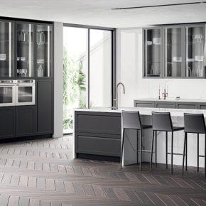 Vitaitaliana Kitchen Range - Italian kitchen by Scavolini