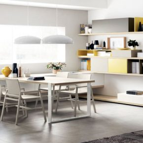 Vitaitaliana Living Range - Italian design by Scavolini