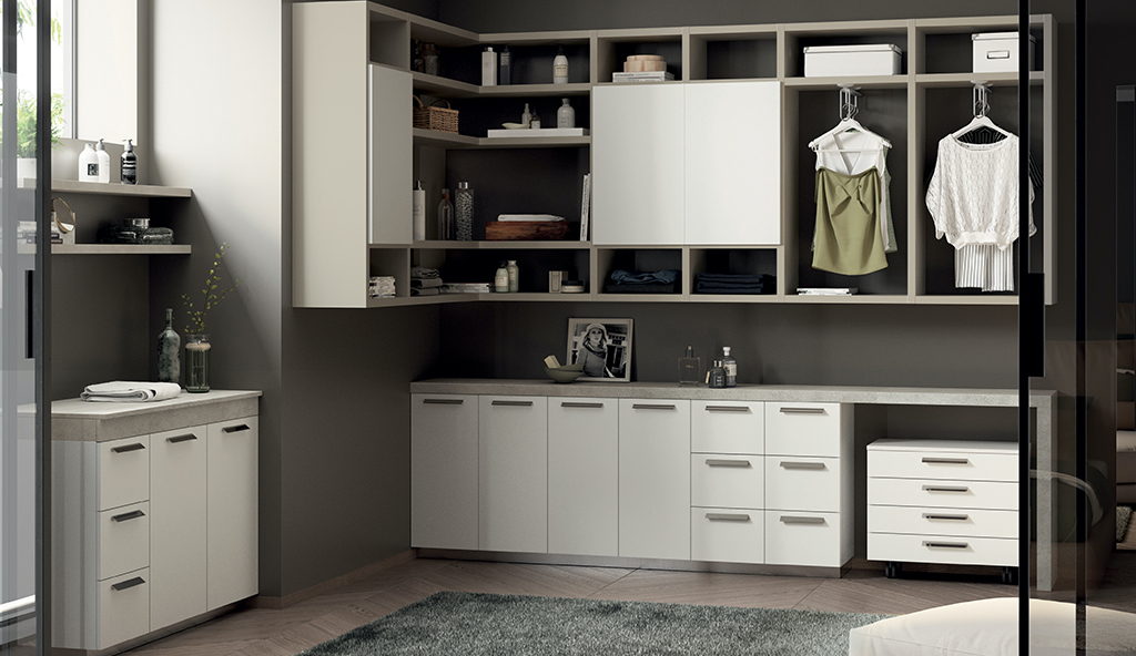 luxury modern utility room