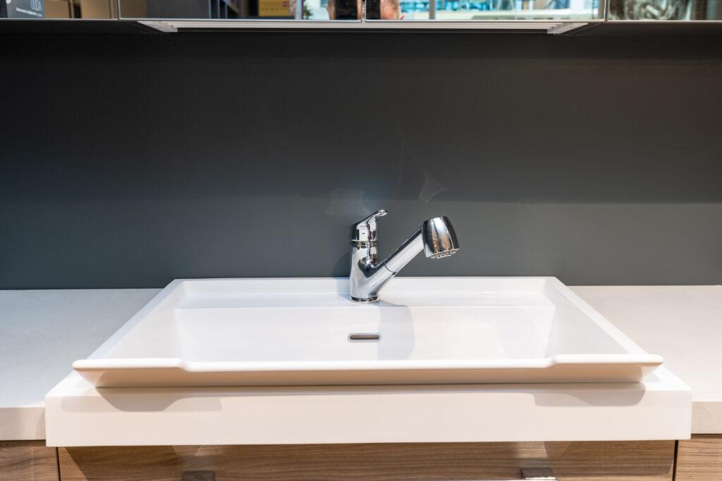luxury modern bathroom sink