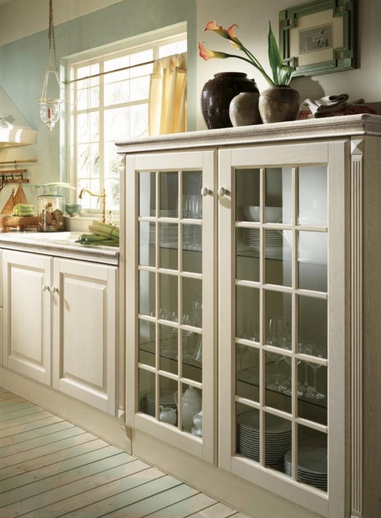 luxury kitchen storage