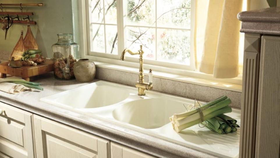 luxury kitchen sink