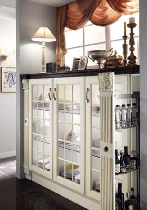 luxury traditional storage