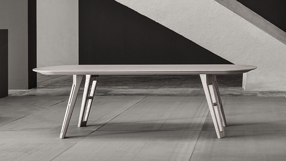 modern family dining table